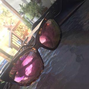 Diff polarized torte sunglasses